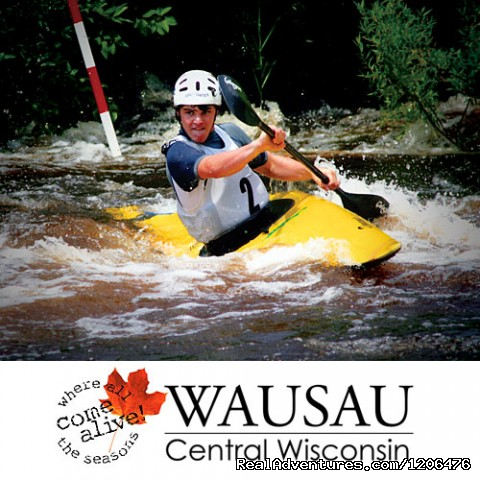 Whitewater Championships - Wausau/Central Wisconsin CVB