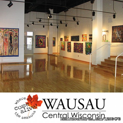 The Center for the Visual Arts (#2 of 8) - Wausau/Central Wisconsin CVB