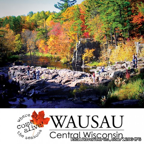 The Eau Claire Dells - Wausau/Central Wisconsin CVB