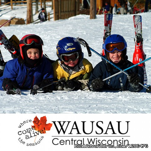 Winter Fun - Wausau/Central Wisconsin CVB
