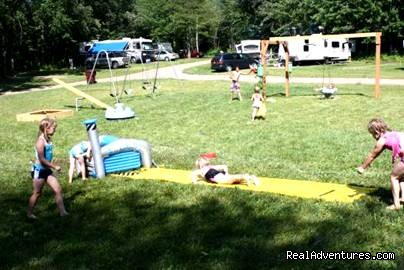 Kids Activities - Eagle View RV Camp