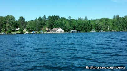 Buckatabon Lodge & Lighthouse Inn Campgrounds & RV Parks Conover, Wisconsin