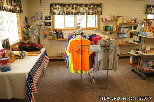 Convenience Store - Chain-O-Lakes Campground