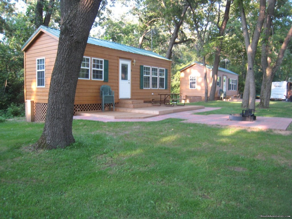 Camping Cottages | Image #2/21 | Silver Springs Campsites Inc