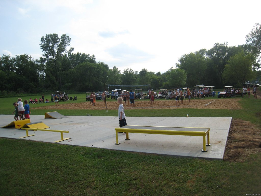 Skate Park | Image #15/21 | Silver Springs Campsites Inc