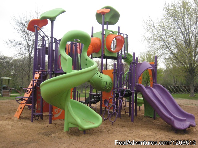 Playground - Silver Springs Campsites Inc