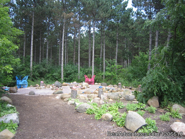 Memory Rock Garden - Silver Springs Campsites Inc