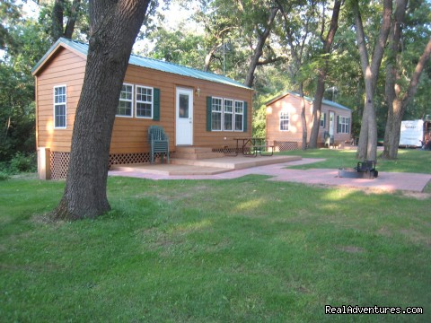 Camping Cottages (#2 of 22) - Silver Springs Campsites Inc