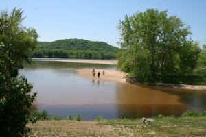 Wisconsin Riverside Resort Campgrounds & RV Parks Spring Green, Wisconsin