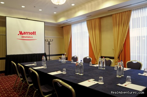 Meeting Room - Marriott Hotel Brussels