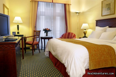 Guestroom - Marriott Hotel Brussels