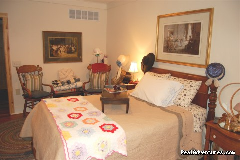 Cynda's Dream Room - Blackberry Creek Retreat B&B