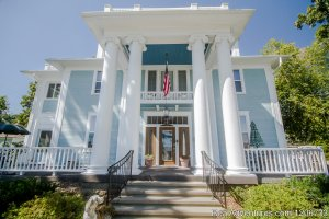 Romantic Get-away at the Dickey House B&B Marshfield, Missouri Bed & Breakfasts