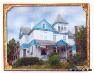 Hannibal Garden House Bed & Breakfast Hannibal, Missouri Bed & Breakfasts
