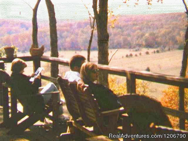 Rock Eddy Bluff Farm, escape into the ozark hills Dixon, Missouri  Vacation Rentals