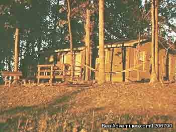 Turkey Ridge Cottage (#5 of 7) - Rock Eddy Bluff Farm, escape into the ozark hills