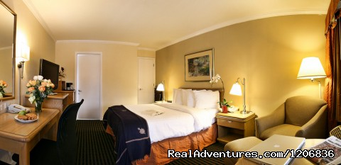 Deluxe Queen Room - Millwood Inn & Suites