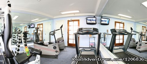 Fitness Room - Millwood Inn & Suites