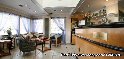 Lobby - Millwood Inn & Suites