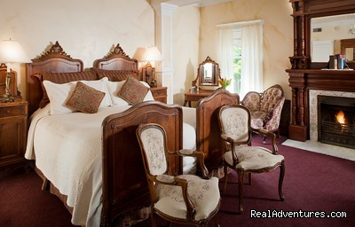 The Stags Leap Room - Churchill Manor