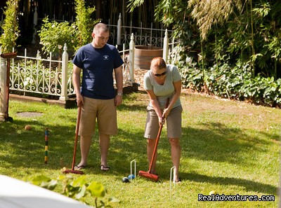 Croquet (#15 of 24) - Churchill Manor