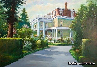 Artist's Rendering - Churchill Manor