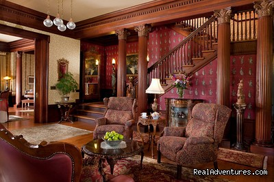 The Front Parlor - Churchill Manor