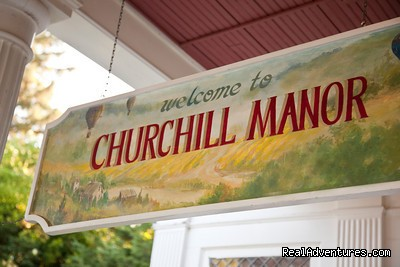 Churchill Manor - Churchill Manor