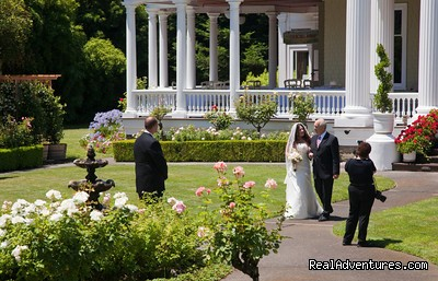 Weddings - Churchill Manor