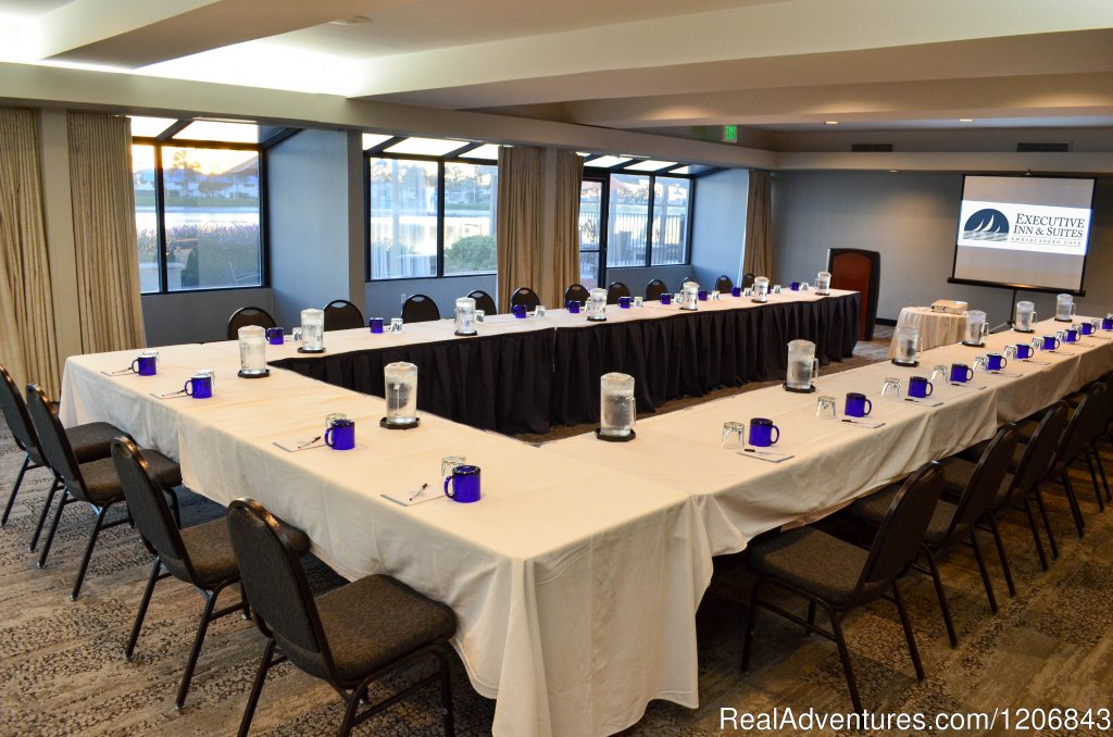 Bayside Meeting Room | Image #6/6 | Executive Inn & Suites Embarcadero Cove
