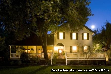 Farmhouse Inn, Restaurant and Spa