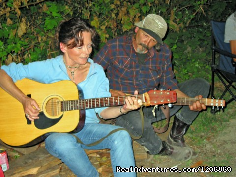 Live Music - Redwoods at Kamp Klamath RV Park and Campground