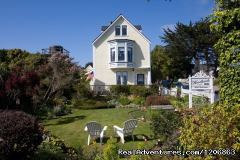 Headlands Inn Bed & Breakfast Bed & Breakfasts Mendocino, California