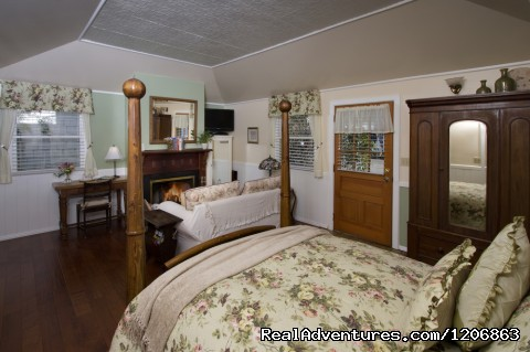 Casper Cottage - Headlands Inn Bed & Breakfast