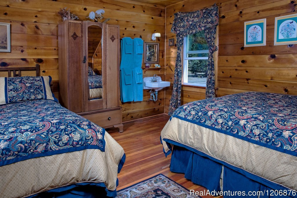 Sunrise Room | Image #8/8 | Great lodging & dining near Lassen National Park