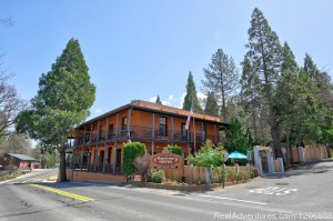 Groveland Hotel Hotels & Resorts Groveland, California