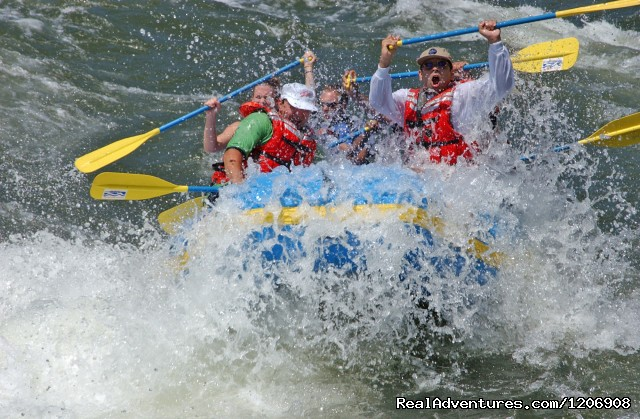 Whitewater Rafting on the South Fork of the American River - El Dorado County Visitors' Authority