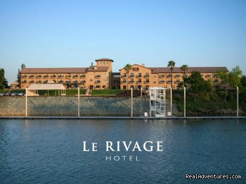 Le Rivage Hotel and spa: