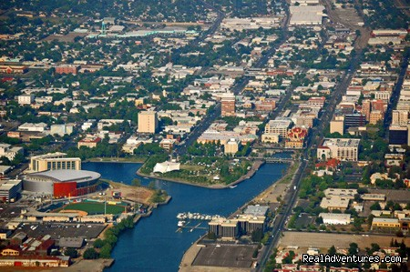 Downtown Stockton/Waterfront - Stockton Convention & Visitors Bureau