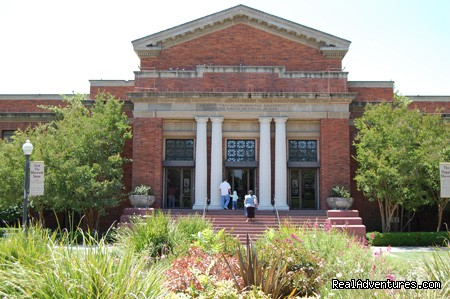 Haggin Museum - Stockton Convention & Visitors Bureau