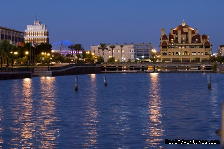 Downtown Stockton  - Stockton Convention & Visitors Bureau