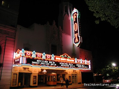 Bob Hope Theatre - Stockton Convention & Visitors Bureau