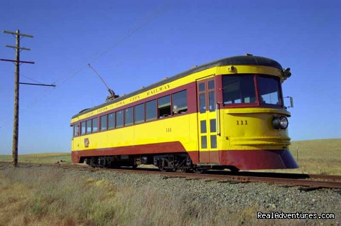 Crandic 111 - Western Railway Museum