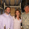Part of the crew at Mariposa Wine Co.