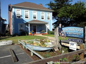 Captain's Inn at Moss Landing Moss Landing, California Bed & Breakfasts