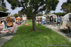 Pismo Coast Village RV Resort Campgrounds & RV Parks Pismo Beach, California