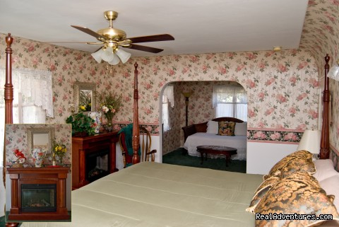 Santa Rosa Suite - Old Yacht Club Inn