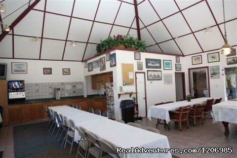 Recreation/Dining Room - Inn of Lancaster