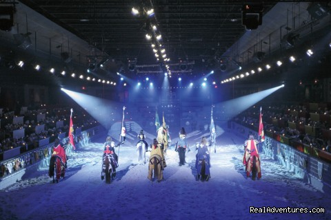 - Medieval Times Dinner & Tournament