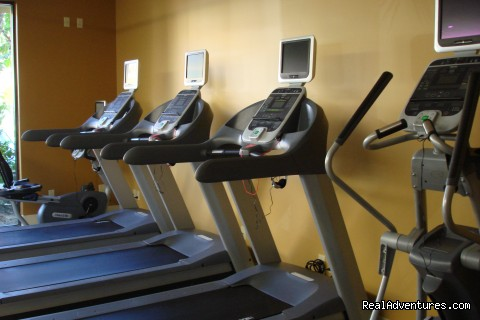 Fitness Center #2 - Hilton Irvine & Orange County Airport